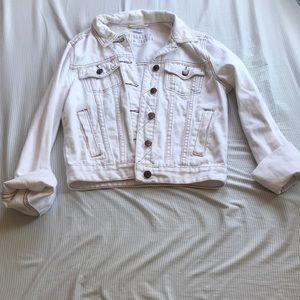 Jackets & Blazers - Cotton On White Denim Jacket
